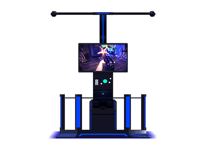 Vive VR Standing Platform Shooting Boxing Game With 1 Year Warranty